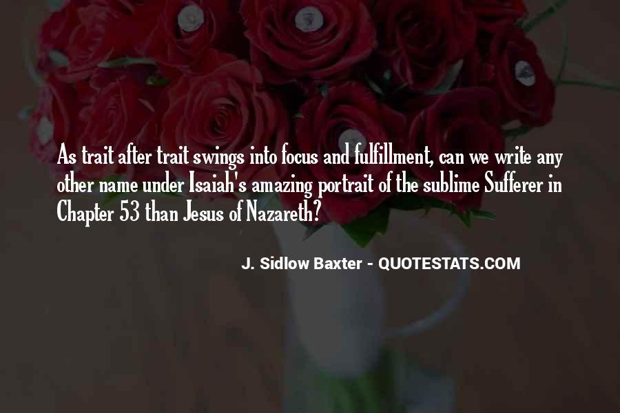 Isaiah's Quotes #157722
