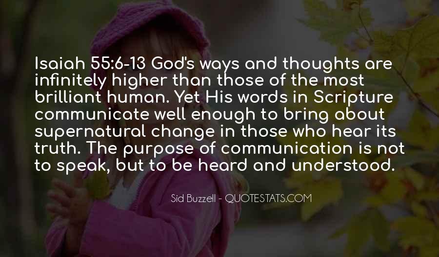 Isaiah's Quotes #1747588