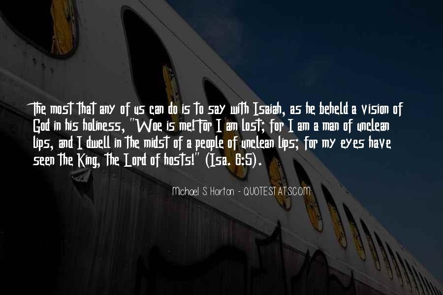 Isaiah's Quotes #1761516