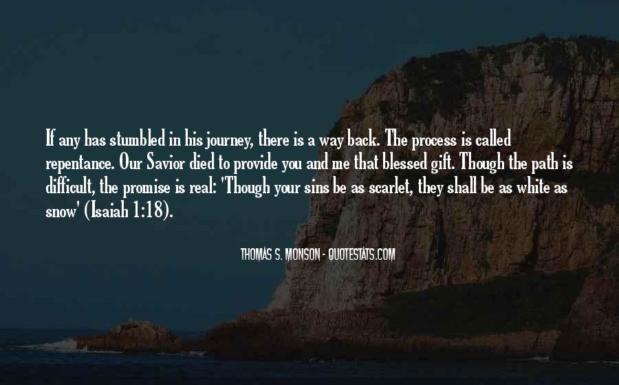 Isaiah's Quotes #1806146