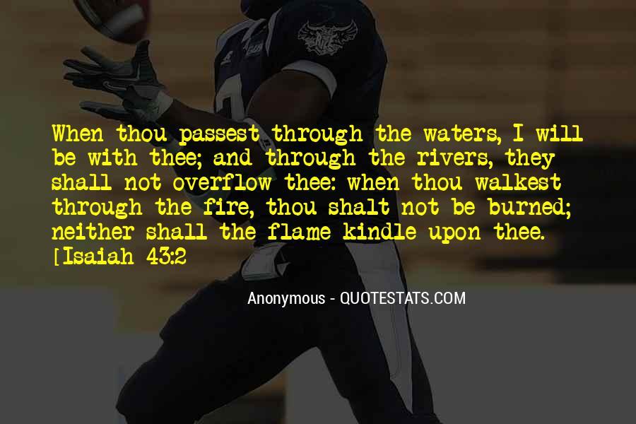Isaiah's Quotes #211713