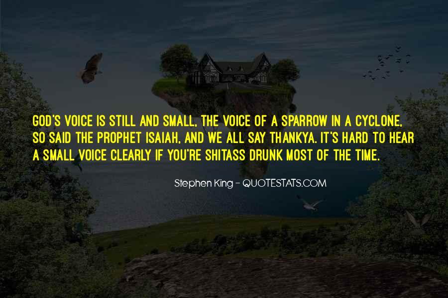 Isaiah's Quotes #25127