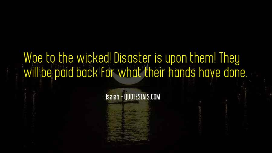 Isaiah's Quotes #253209