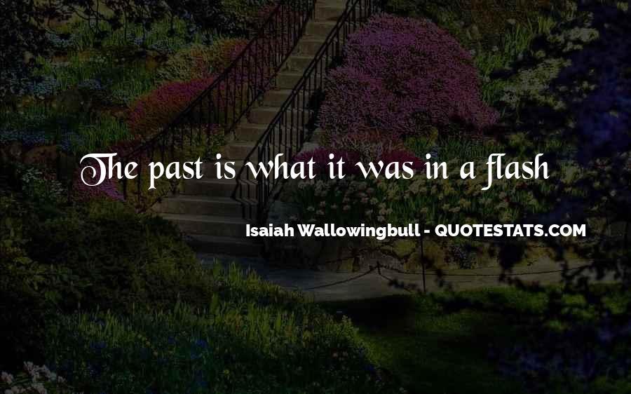 Isaiah's Quotes #265958