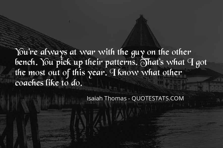 Isaiah's Quotes #347162