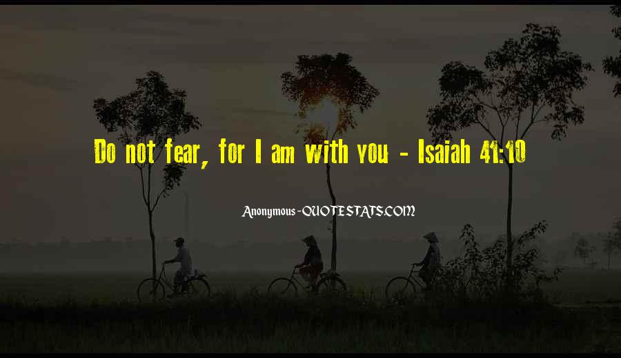 Isaiah's Quotes #34853