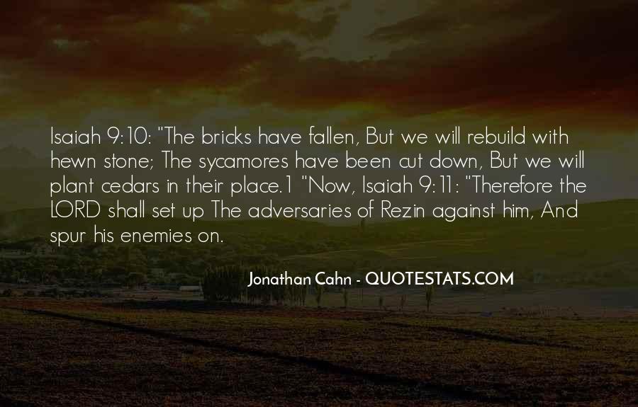 Isaiah's Quotes #43326