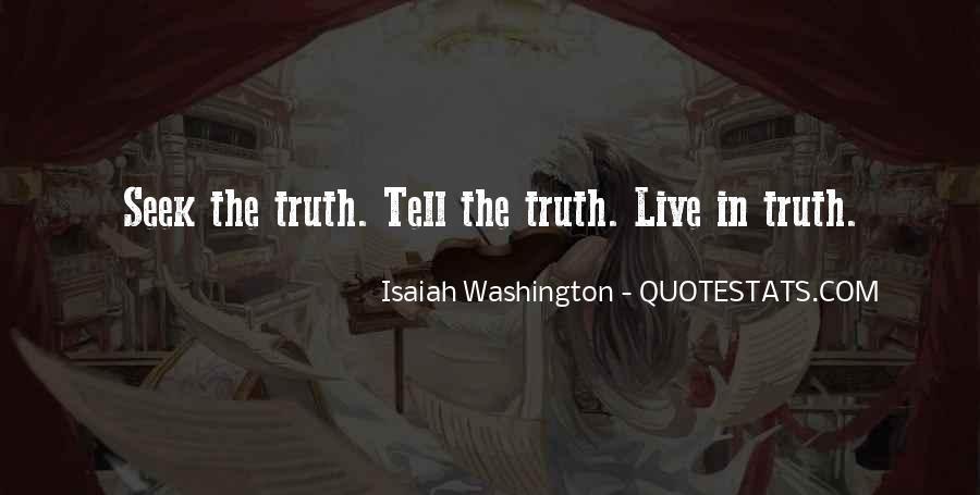 Isaiah's Quotes #46262