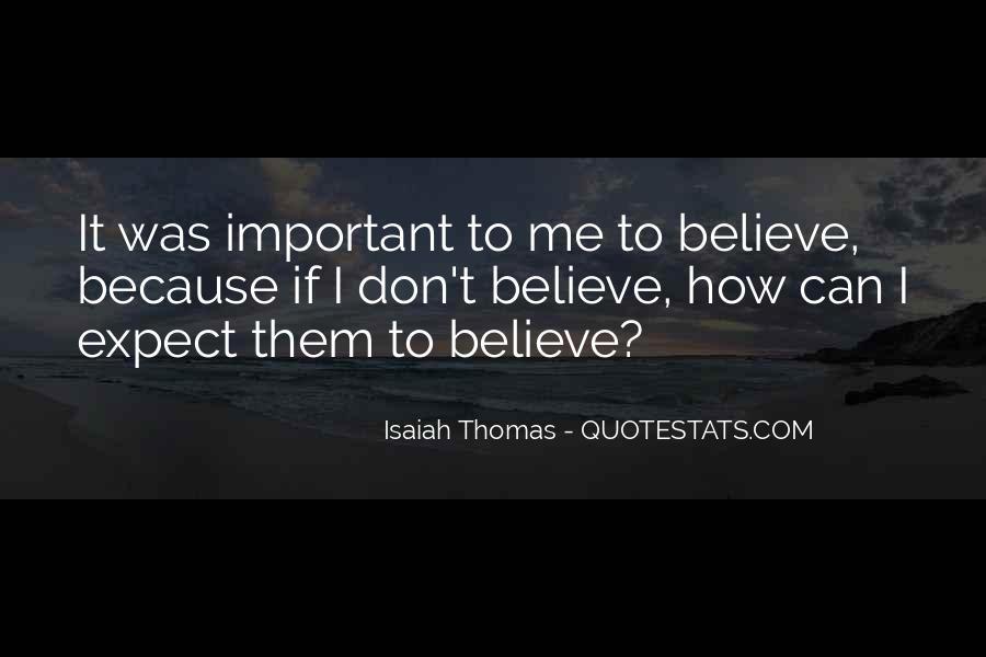 Isaiah's Quotes #46296