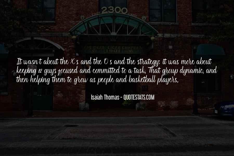 Isaiah's Quotes #806178