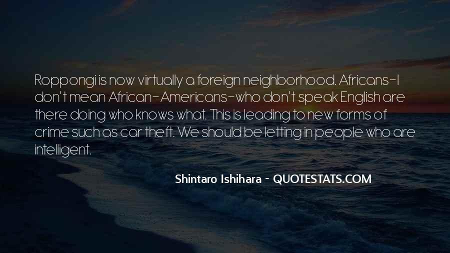 Ishihara Quotes #1176082