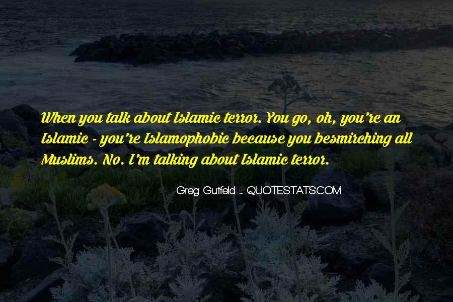 Islamophobic Quotes #1226128