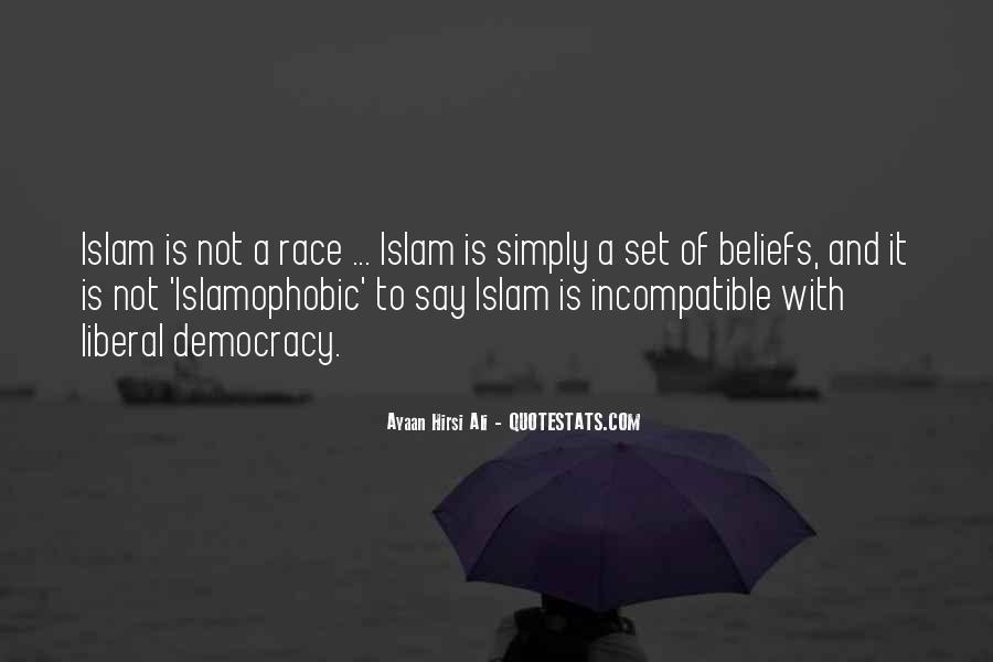 Islamophobic Quotes #1476425