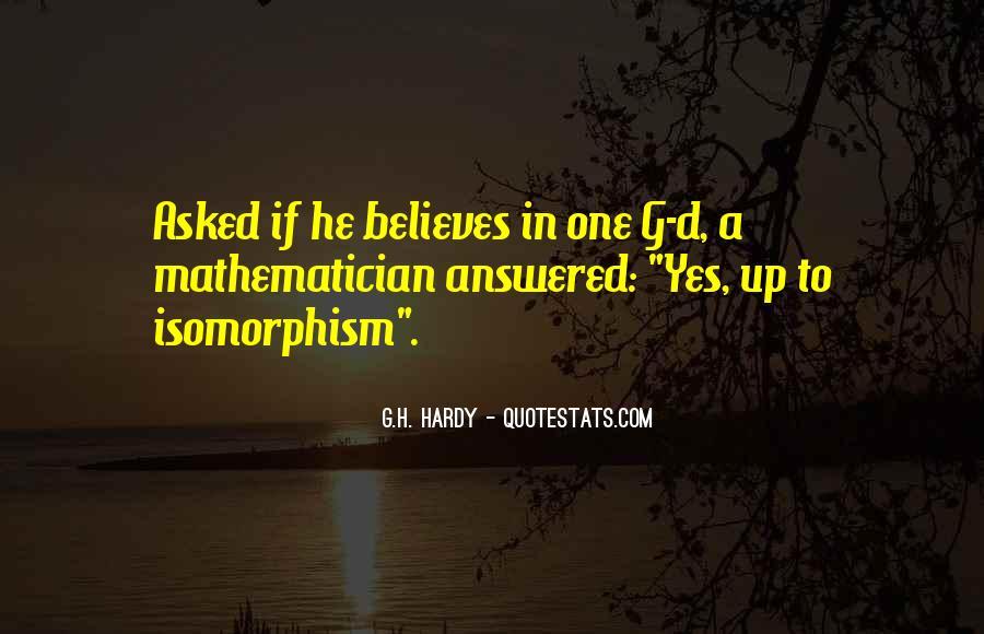 Isomorphism Quotes #320442