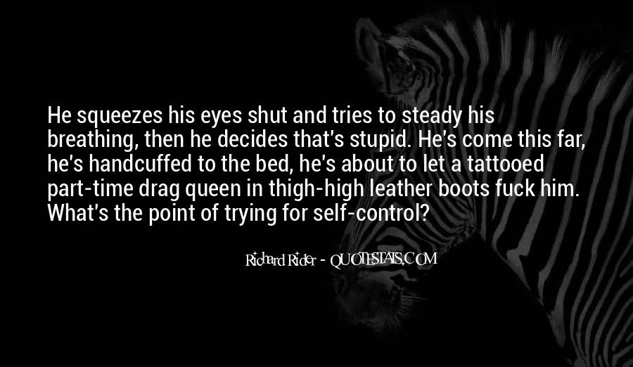 Quotes About Queen Control #737100