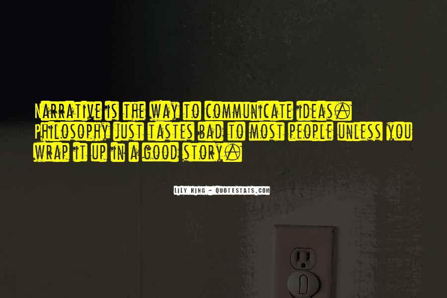 Itemize Quotes #1293611