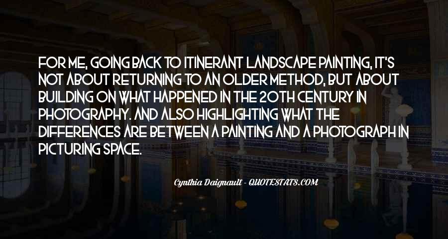 Itinerant Quotes #570724