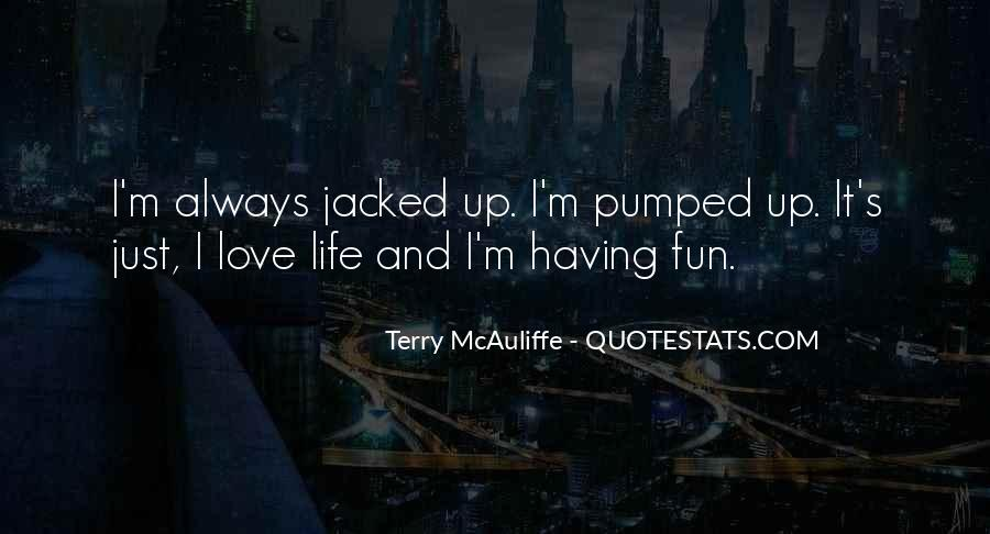 Jacked Quotes #356163