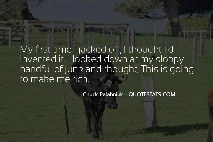 Jacked Quotes #599583