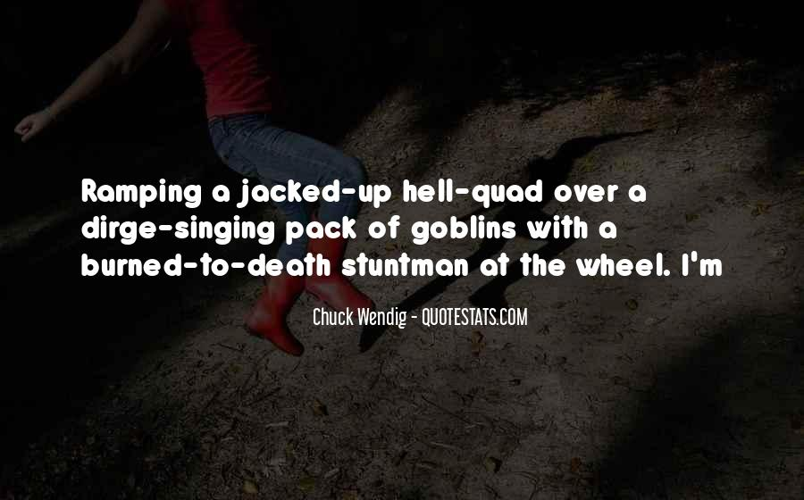 Jacked Quotes #905523