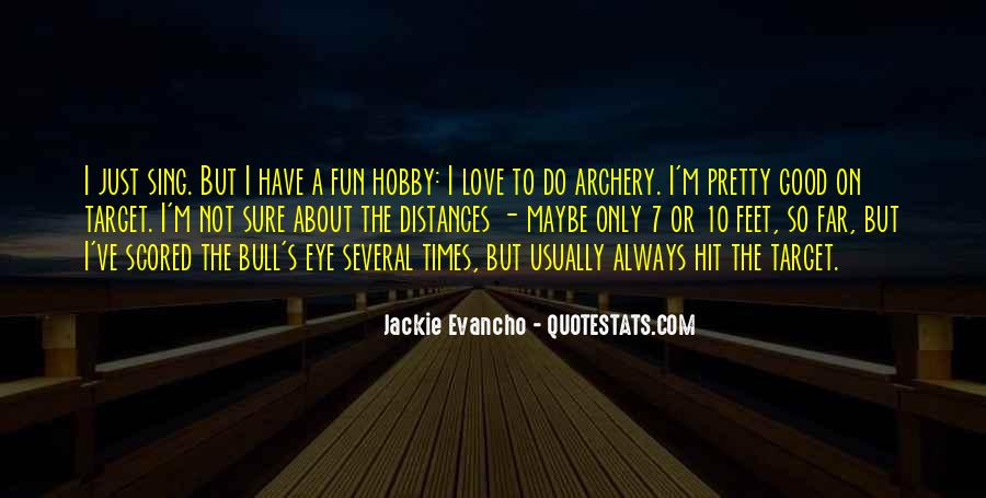 Jackie's Quotes #290232