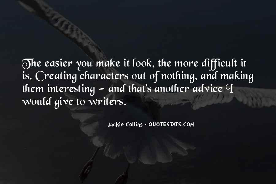 Jackie's Quotes #413519