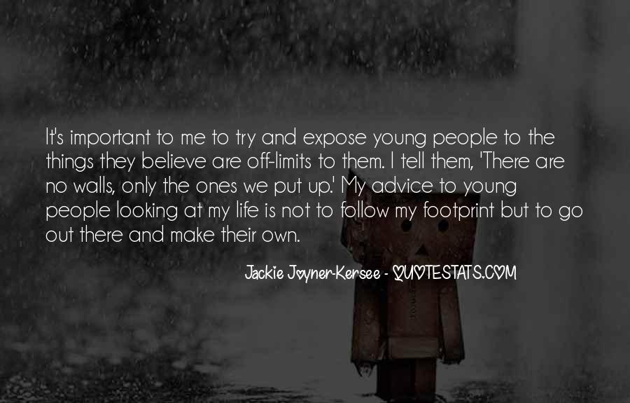 Jackie's Quotes #449359