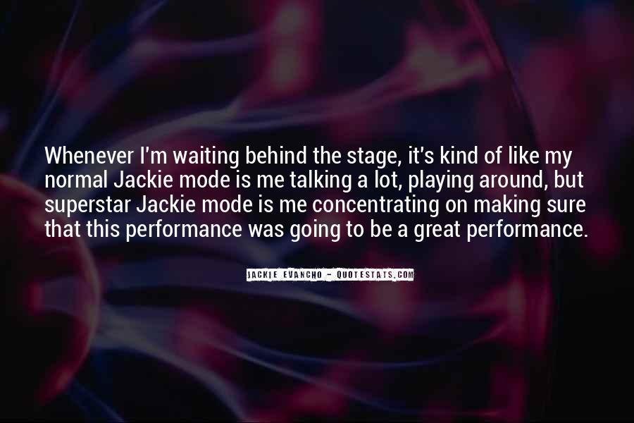 Jackie's Quotes #476899