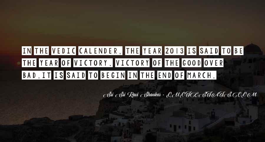 Quotes About 2013 Year End #1790622