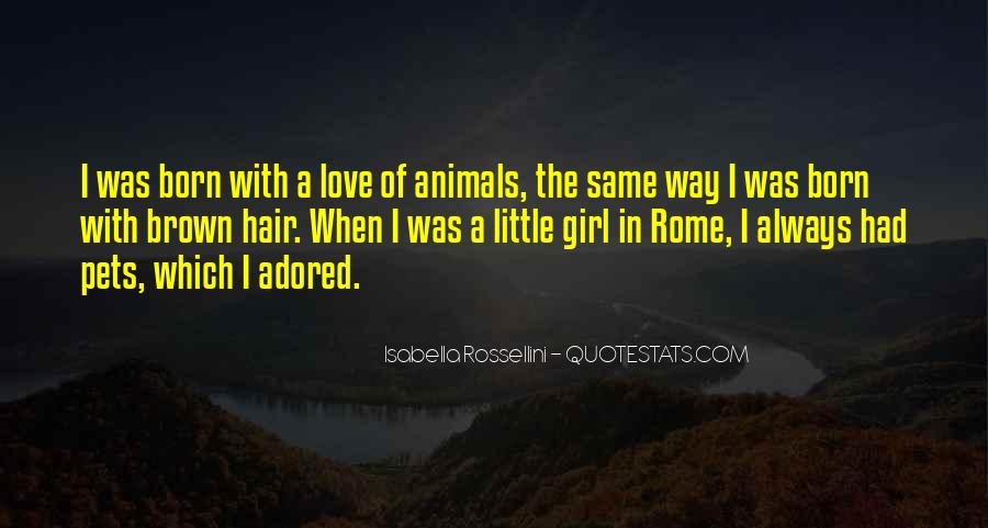 Quotes About Pets Love #154184