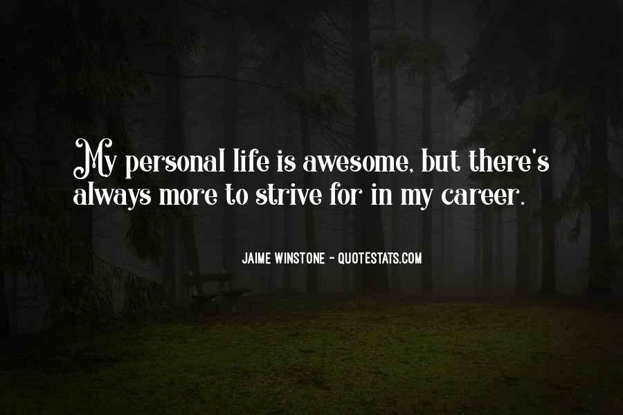 Jaime's Quotes #130348