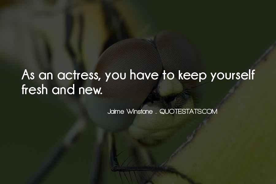 Jaime's Quotes #136860