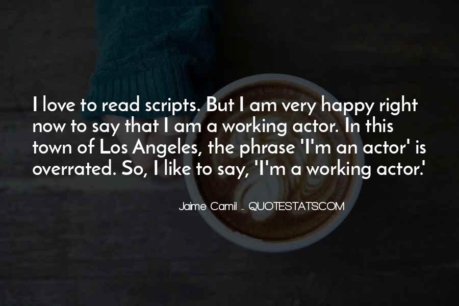 Jaime's Quotes #25660