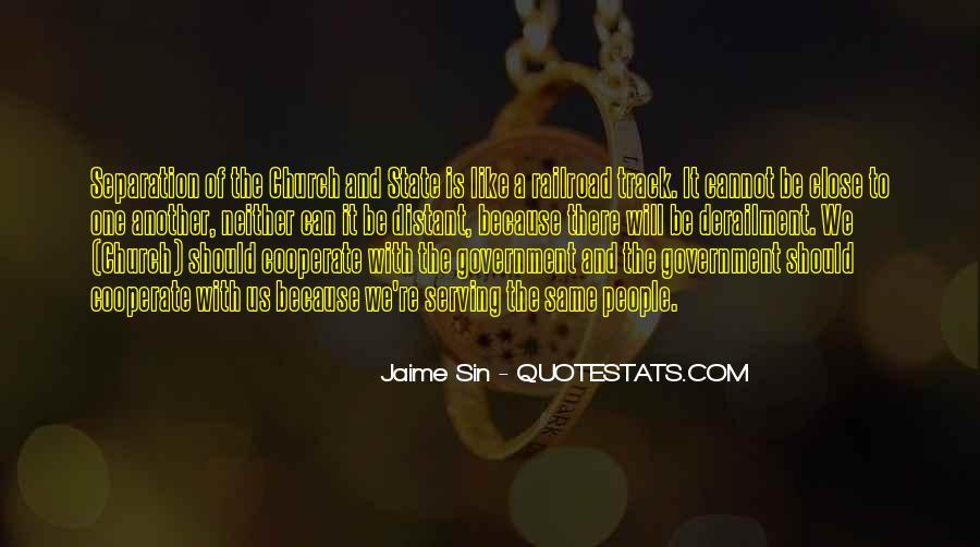 Jaime's Quotes #318289