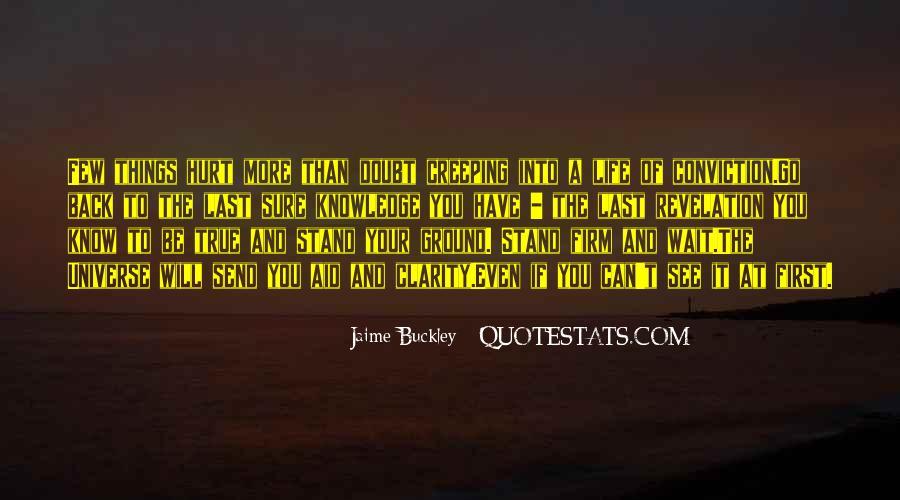 Jaime's Quotes #34549