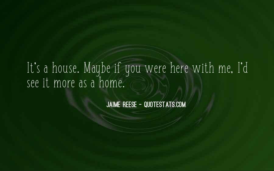 Jaime's Quotes #437456