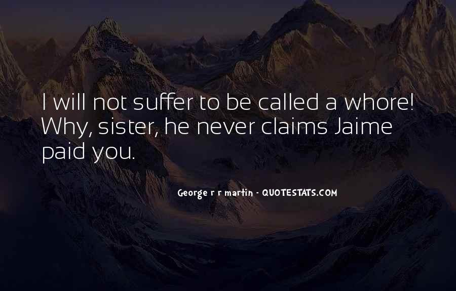 Jaime's Quotes #468602