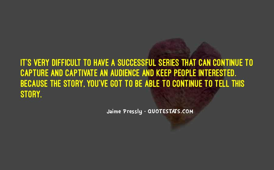 Jaime's Quotes #529671