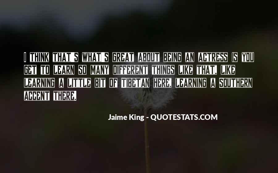 Jaime's Quotes #557574