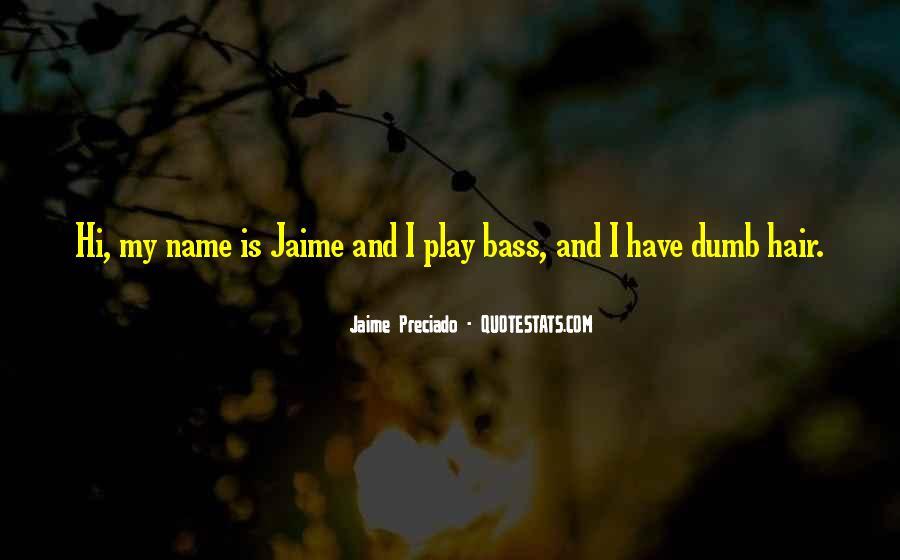 Jaime's Quotes #5621