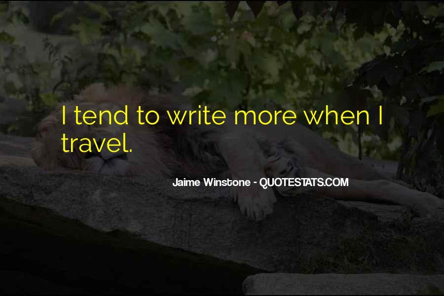 Jaime's Quotes #85845