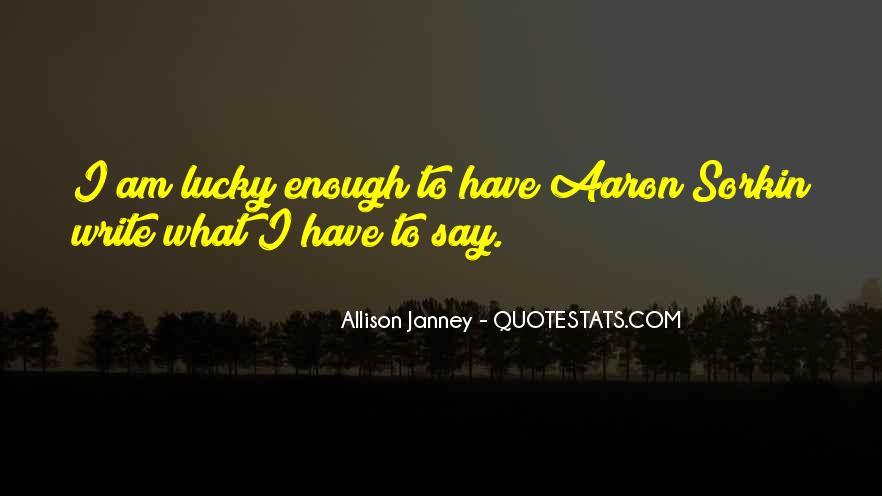 Janney's Quotes #810677