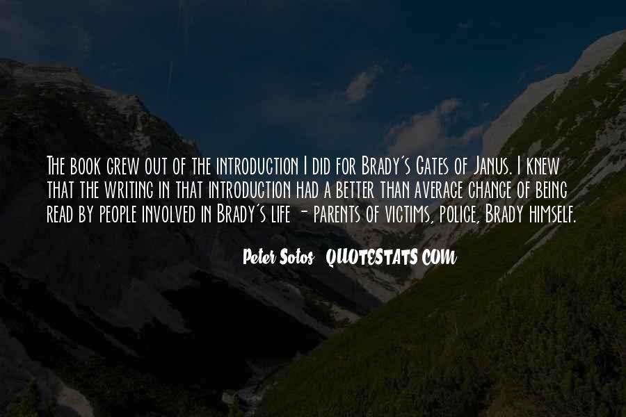 Janus's Quotes #1591310