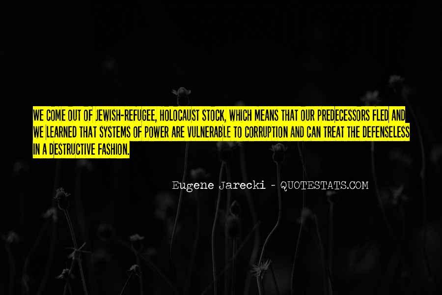 Jarecki Quotes #1098057