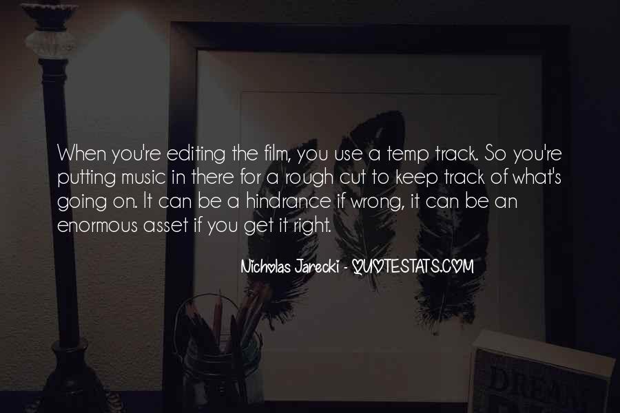Jarecki Quotes #1355136