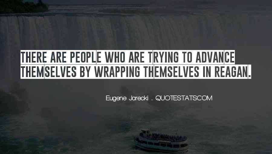 Jarecki Quotes #1739584