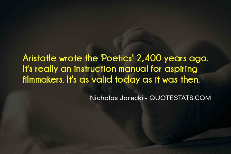 Jarecki Quotes #1822767