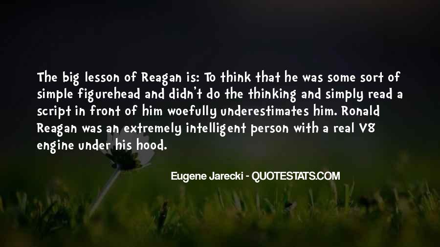 Jarecki Quotes #296020