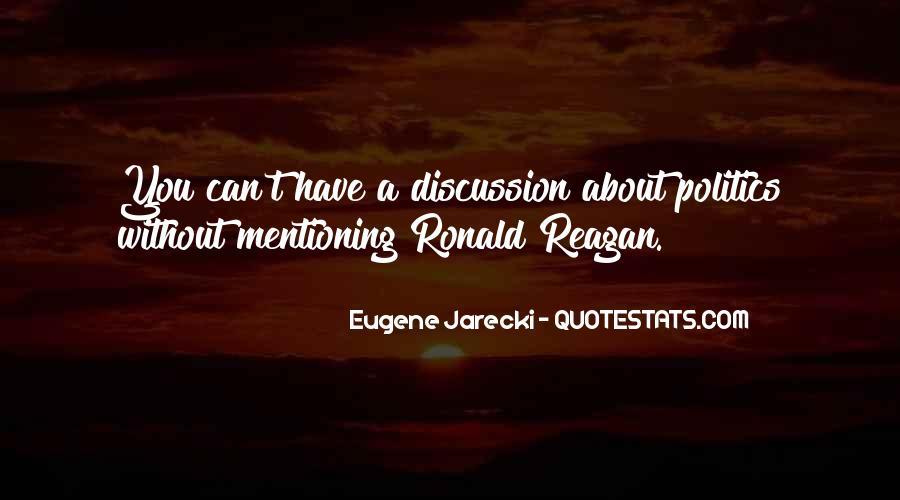 Jarecki Quotes #308300