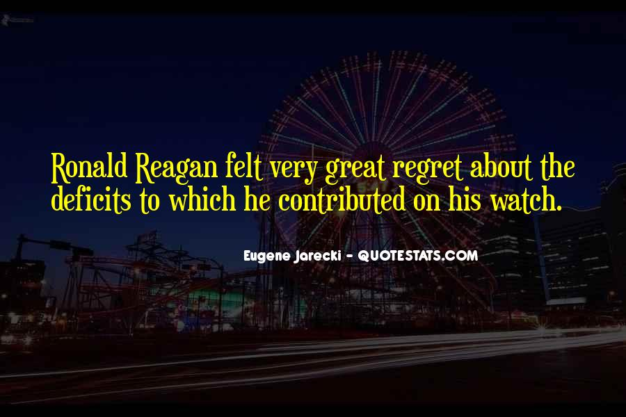 Jarecki Quotes #399867